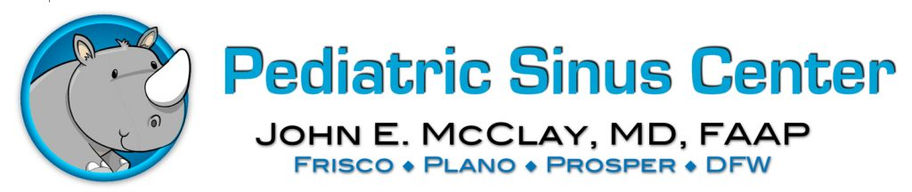 Our Mission at the Pediatric Sinus Center located at Frisco ENT for Children is to develop and design a private ENT practice that provides highly specialized sinus, ear, nose, and throat care for your child. Dr. John McClay